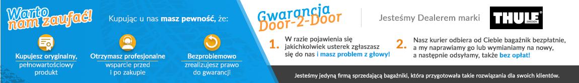 thule kraków strefakierowcy.pl Gersona 28