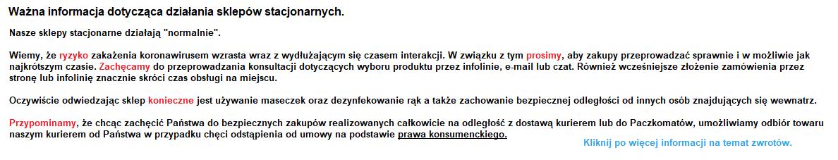 koronawirus informacje