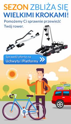 strefakierowcy.pl sklep z bagażnikami rowerowymi kraków