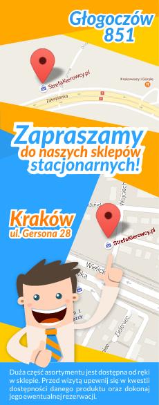 sklep strefakierowcy.pl kraków
